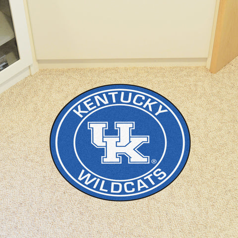 University of Kentucky Roundel Mat