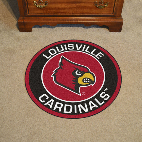 University of Louisville Roundel Mat