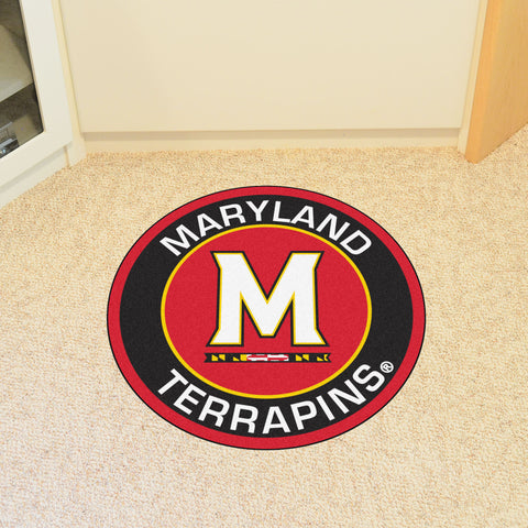 University of Maryland Roundel Mat