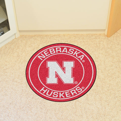 University of Nebraska Roundel Mat