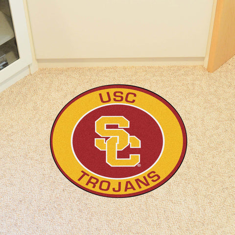 University of Southern California Roundel Mat