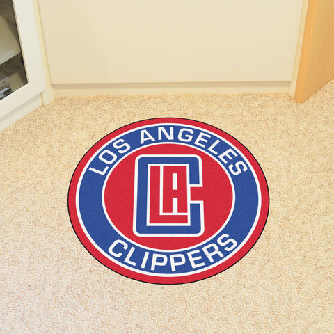 Los Angeles Clippers Roundel Mat