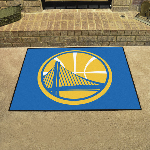 Golden State Warriors All Star Area Rug Mat Model 19440