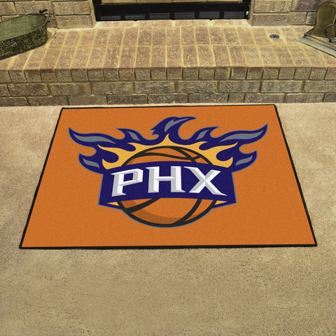 Phoenix Suns All Star Area Rug Mat Model 19469