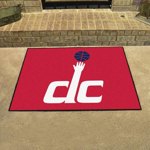 Washington Wizards All Star Area Rug Mat Model 19481