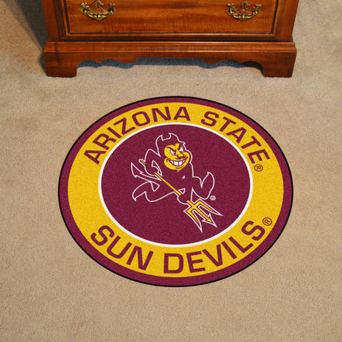 Arizona State University Roundel Mat