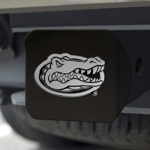 "Florida Black Hitch Cover 4 1/2""x3 3/8"""