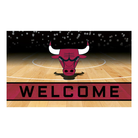 Chicago Bulls Crumb Rubber Door Mat