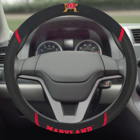 "Maryland Steering Wheel Cover 15""x15"""
