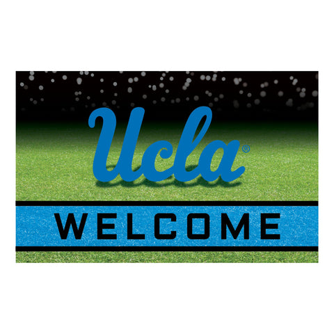 UCLA Crumb Rubber Door Mat