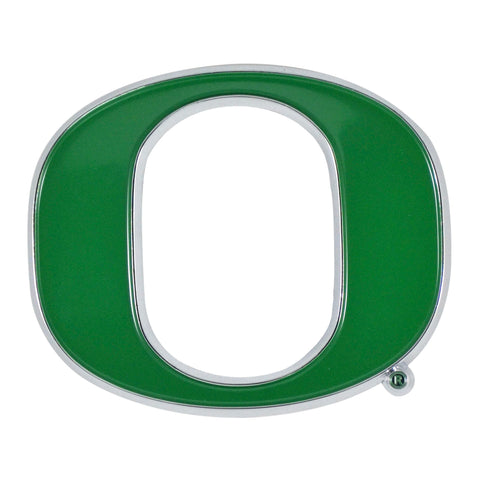 "Oregon Color Metal Emblem 2.6""x3.2"""