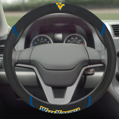 "West Virginia Steering Wheel Cover 15""x15"""