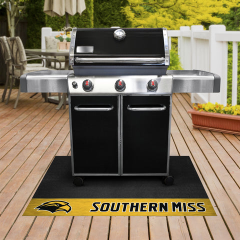 University of Southern Mississippi Grill Mat