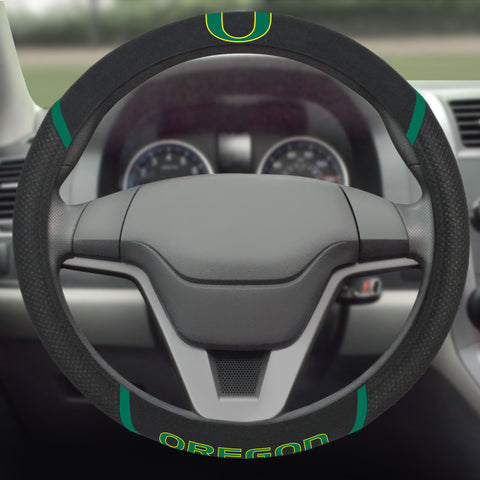 "Oregon Steering Wheel Cover 15""x15"""