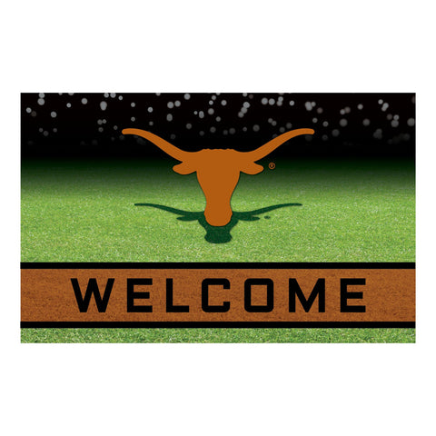 University of Texas Crumb Rubber Door Mat