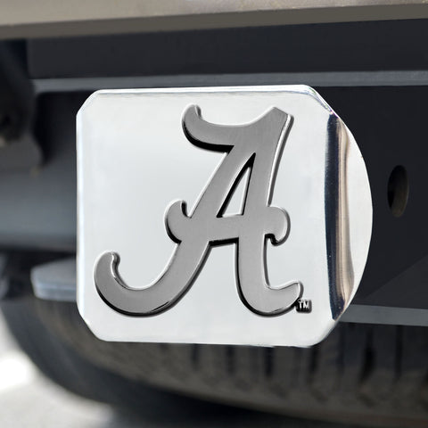 "Alabama Hitch Cover 4 1/2""x3 3/8"""
