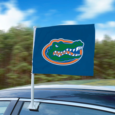 "Florida Gators 11""x14"" 2-Sided Window Mounted Car Flag"