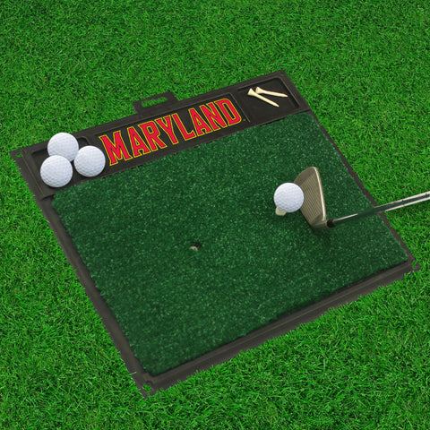 University of Maryland Golf Practice Mat