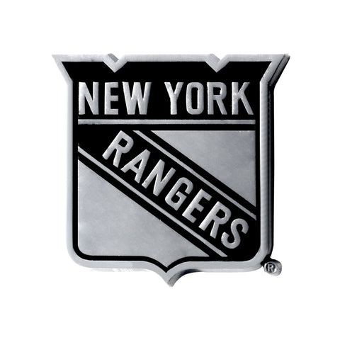 "New York Rangers Emblem 3""x3.2"""
