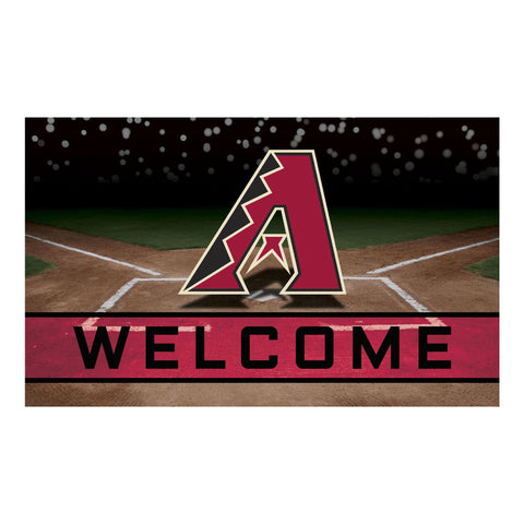 Arizona Diamondbacks Crumb Rubber Door Mat