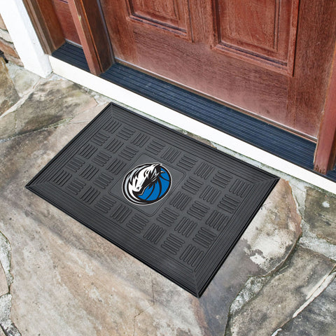 "NBA - Dallas Mavericks Door Mat 19.5""x31.25"""