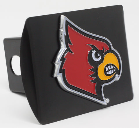 "Louisville Color Metal Hitch Black 3.4""x4"""