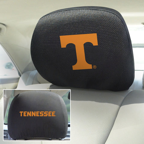 University of Tennessee Head Rest Covers