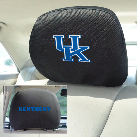 University of Kentucky Head Rest Covers