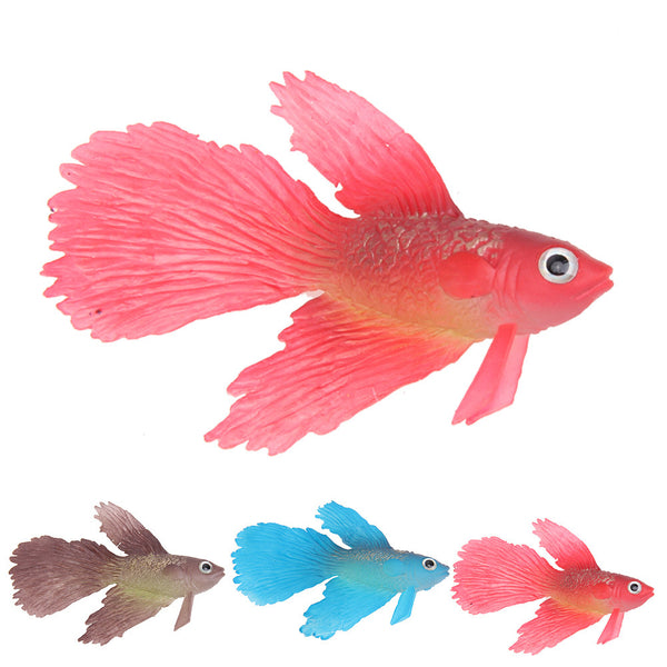 Plastic Floating Artificial Mini Tropical Fish