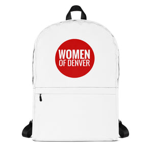 WOD Logo Backpack