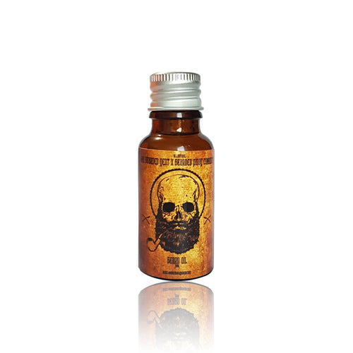 The Bearded Gent x BPC Beard Oil 20ml - The Bearded Gent