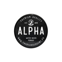 Alpha Pomade 120g (Water Based)