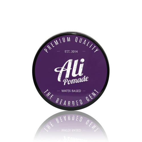 Ali Pomade Grape Soda 120g (Water Based) - The Bearded Gent