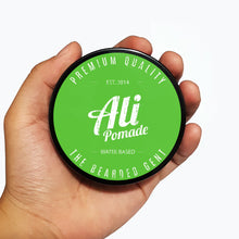 Ali Pomade Atomic Apple 120g (Water Based) - The Bearded Gent