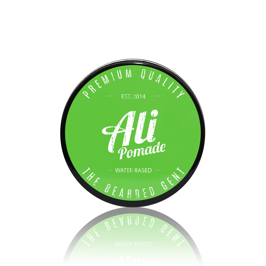 Ali Pomade Atomic Apple 120g(Water Based) - The Bearded Gent