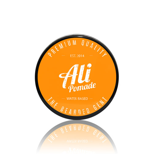 Ali Pomade Citrus Fresh 120g (Water Based) - The Bearded Gent