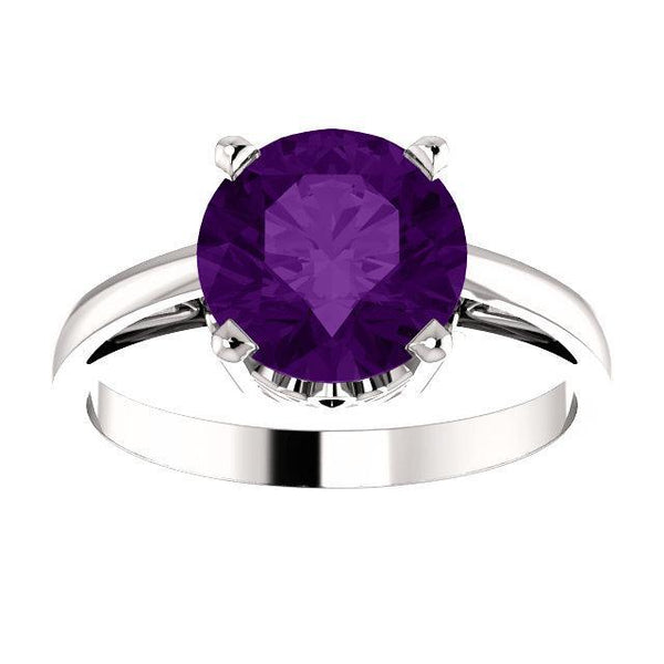 14K Gemstone Ring