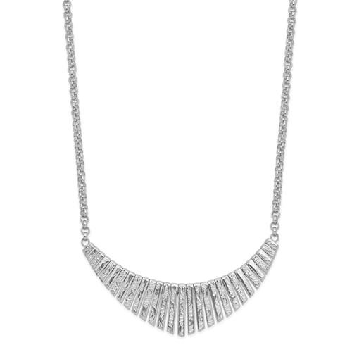 Leslie's Sterling Silver Necklace
