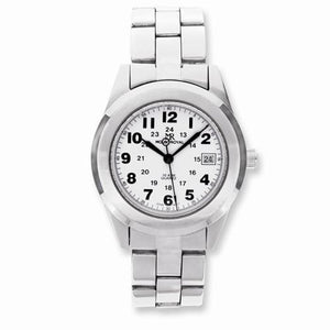Mens Mountroyal Stainless Steel Sport Watch
