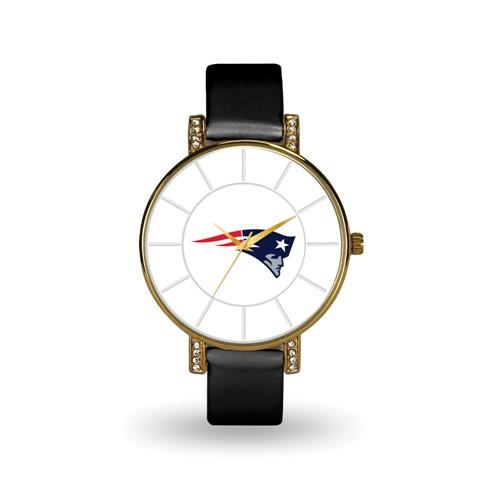 NFL New England Patriots Lunar Watch By Rico Industries