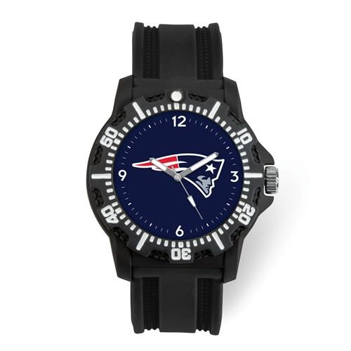 NFL New England Patriots Model Three Watch By Rico Industries