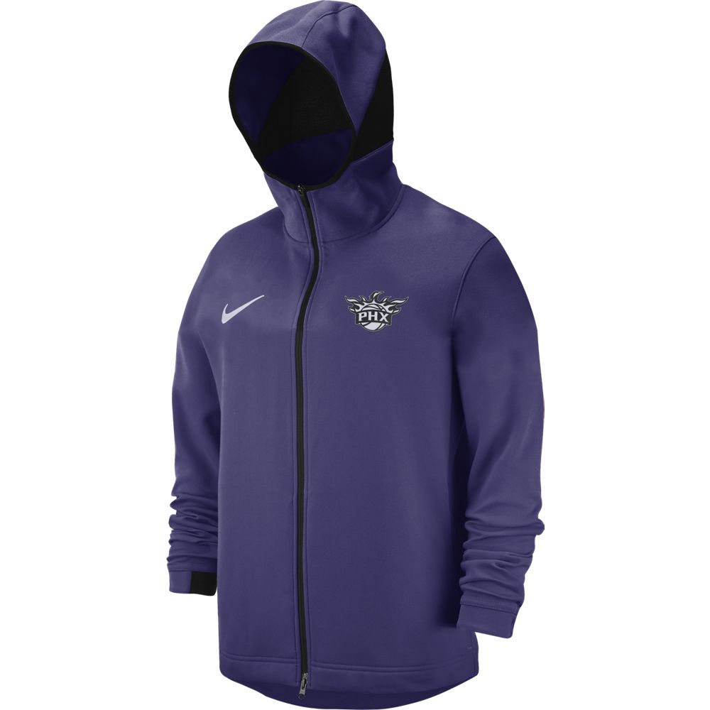 NBA Phoenix Suns Youth Nike Showtime Hoodie - Purple – Shop.Suns.com 3c21a769d