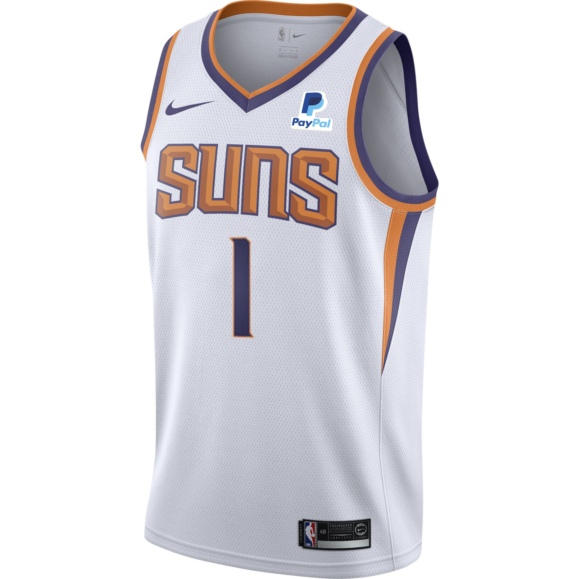 reputable site a9c9b eeb2e Devin Booker Jerseys – Shop.Suns.com
