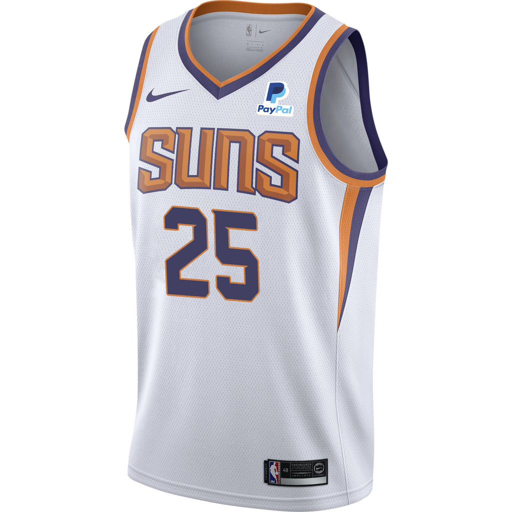 e3ae96f9e9b NBA Phoenix Suns Mikal Bridges Nike Swingman Jersey Association Editio –  Shop.Suns.com