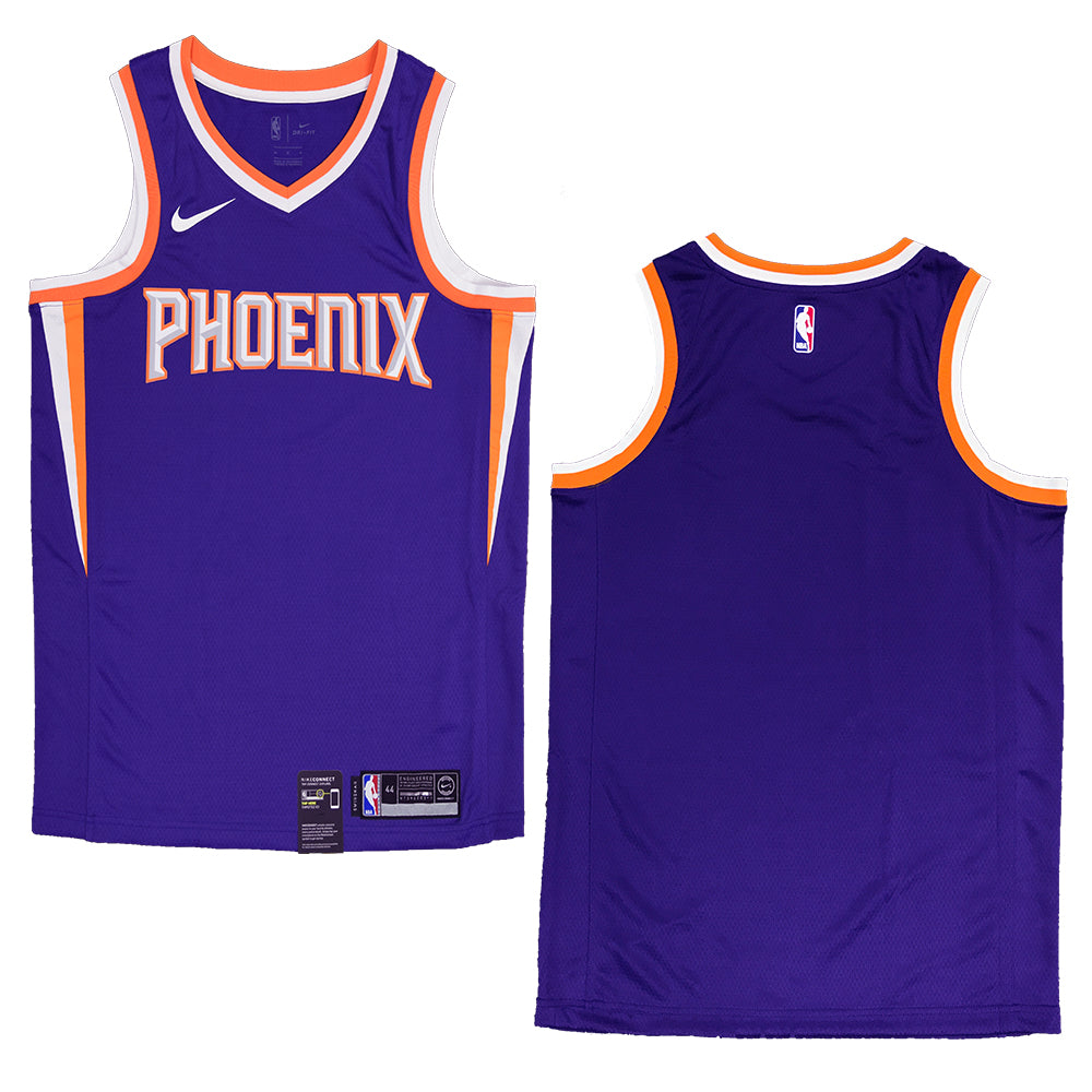 best website 8f67b 586a1 NBA Phoenix Suns Nike Custom Swingman Jersey Icon Edition