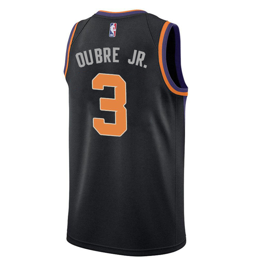 huge selection of 1c8ad c4b3b NBA Phoenix Suns Kelly Oubre Jr. Nike Swingman Jersey Statement Edition