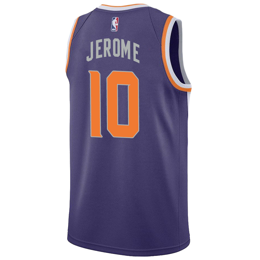 buy popular 12b0b ca147 NBA Phoenix Suns Ty Jerome Nike Icon Swingman Jersey