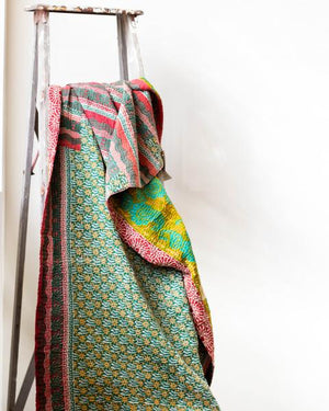 Kantha Throw - Vanya