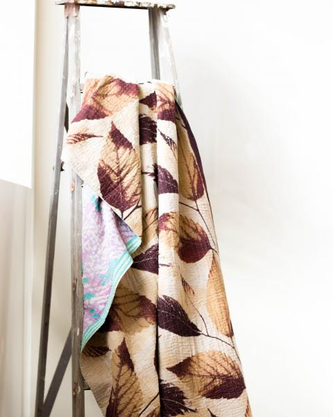 Kantha Throw - Tara