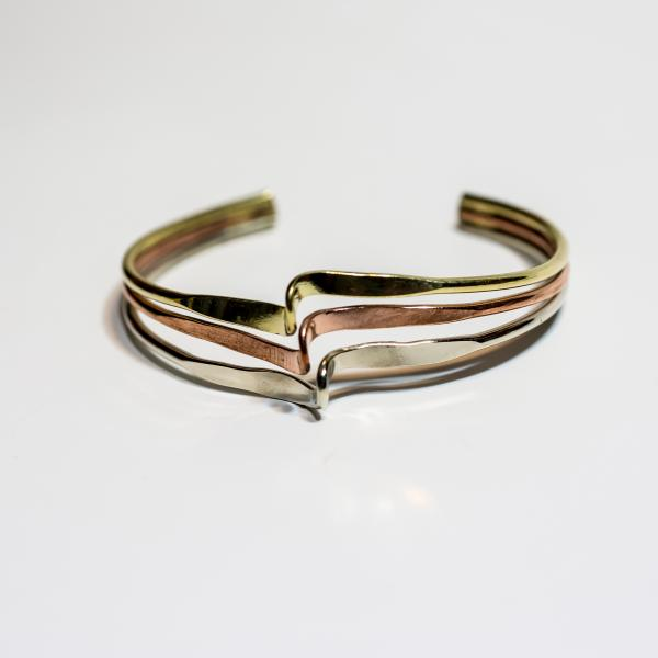 Waves Together Cuff
